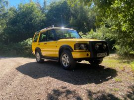 Land Rover Discovery 2 G4 Edition