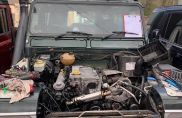 Project Land Rover Defender 90 Td5