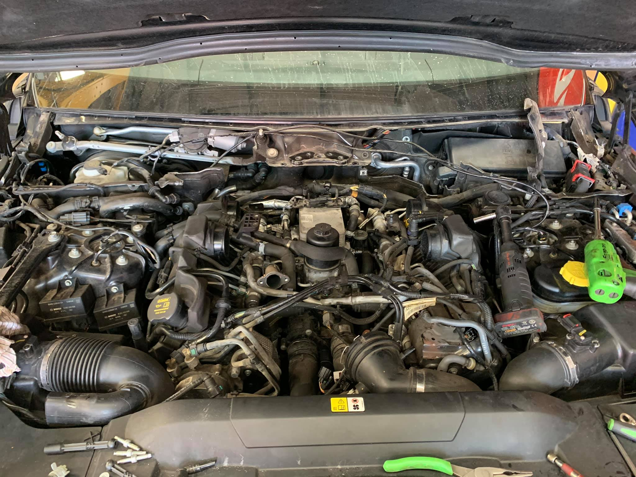 EGR Replacement